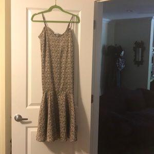 UO LEOPARD PRINT DRESS